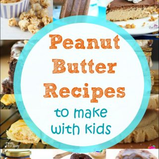 Peanut Butter Recipes to Make with Kids