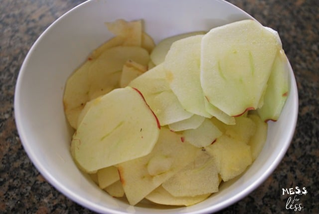 apple chips recipes