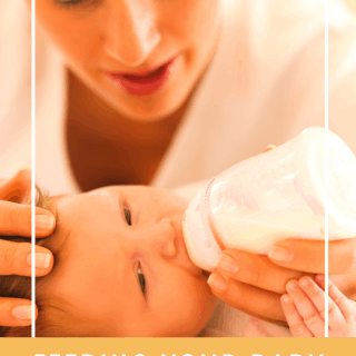 Feeding Your Baby: Whatever Your Choice – It Matters