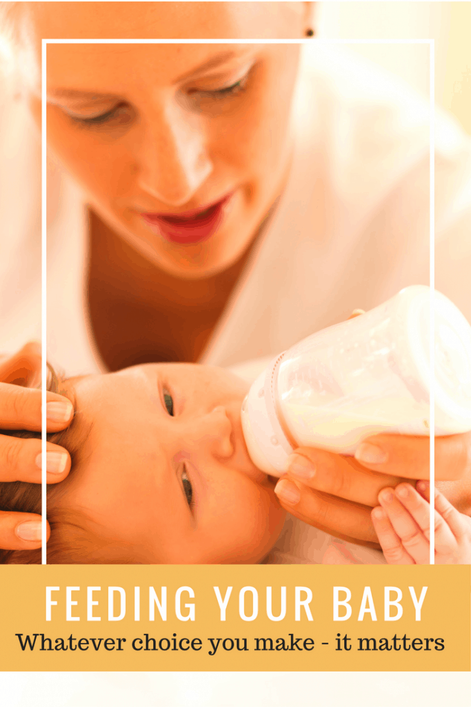 Feeding Your Baby: Whatever Your Choice - It Matters: There are lots of opinions when it comes to feeding your baby. Find out what is right for you. Ad #ParentsChoiceSweeepstakes