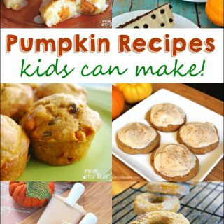 Pumpkin Recipes Kids Can Make