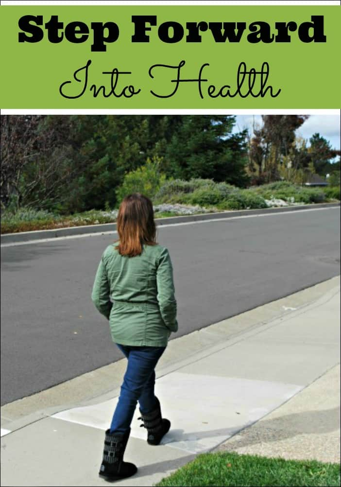 Learn how I took a step forward in health by making a few small changes. #ad #StepForward #famousfootwear @famousfootwear