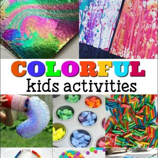 Colorful Kids Activities