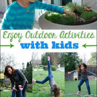 Enjoy Outdoor Activities with Kids