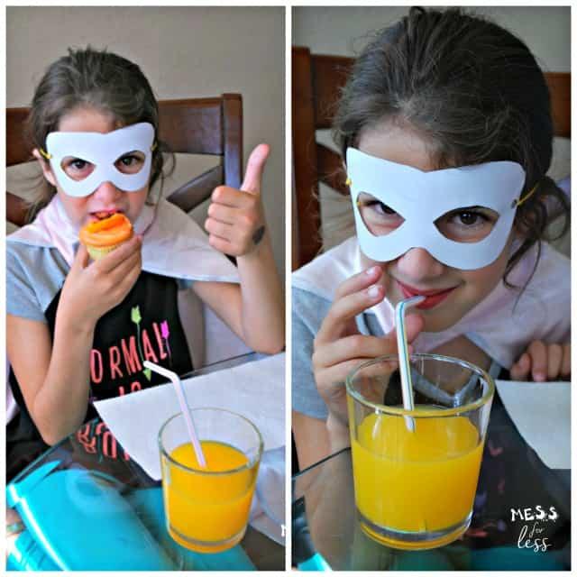 citrus cupcakes