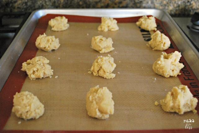 cream cheese cookie recipe