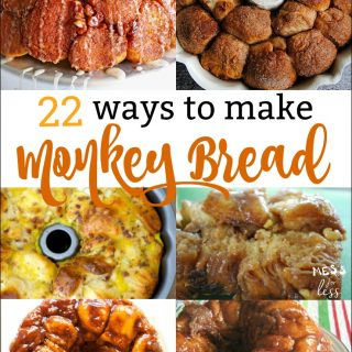 22 Ways to Make Monkey Bread