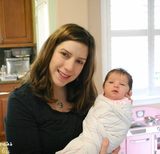 What I Wish I Knew as a First Time Mom