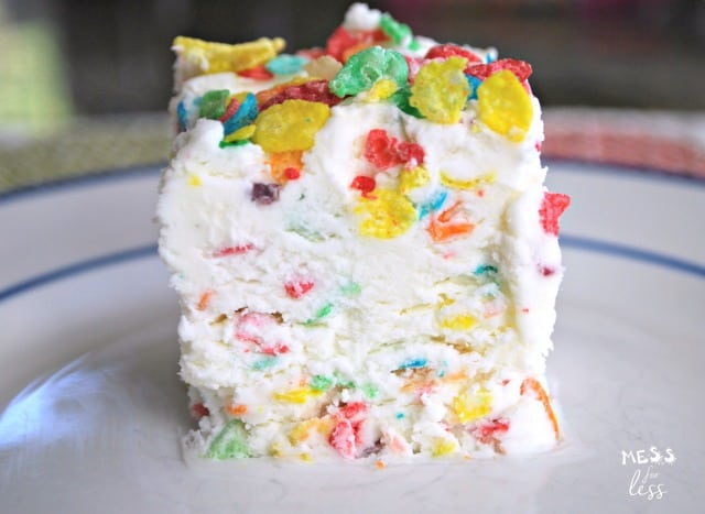 fruity pebbles fudge