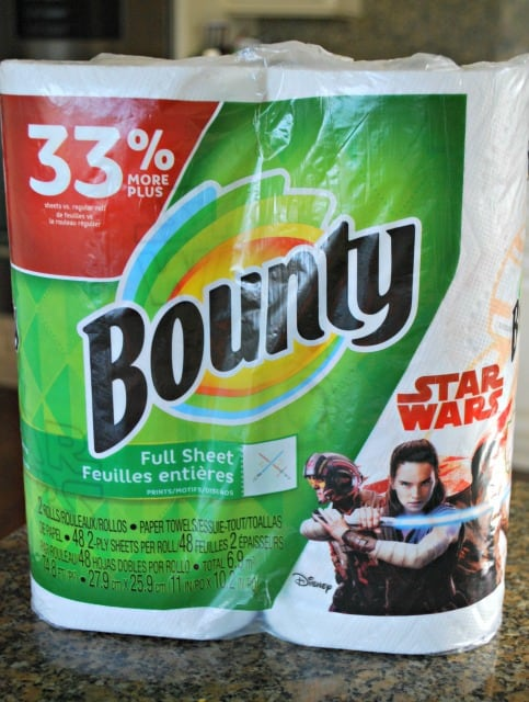 #AD #QuickerPickerUpper #StarWars #TheLastJedi @Bounty
