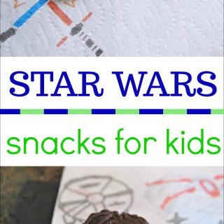 Star Wars Snacks for Kids
