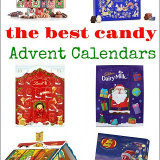Candy Advent Calendars