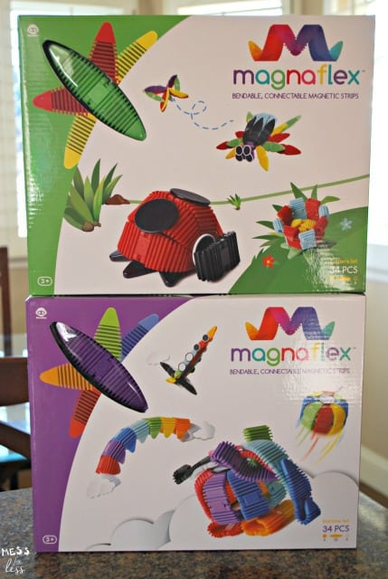 creating games for kids #ad #MagnaFlex #WowWee