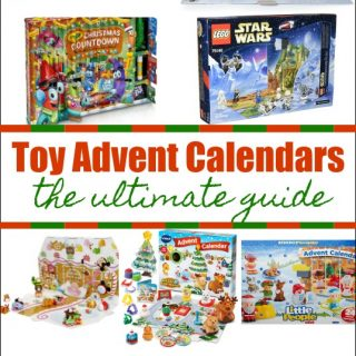Toy Advent Calendars