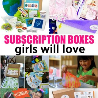 Best Subscription Boxes for Girls