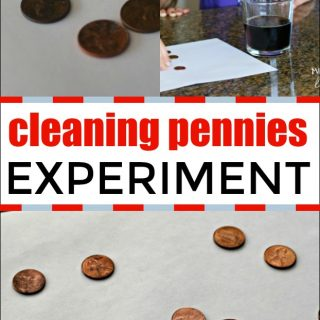Cleaning Pennies Experiment