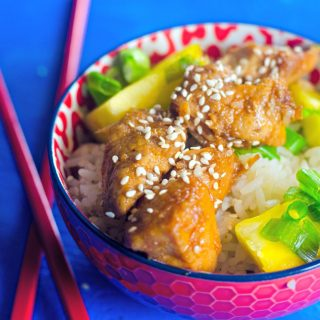 Instant Pot Recipe for Teriyaki Pork