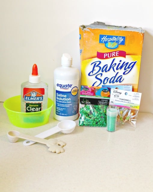 supplies needed to make slime