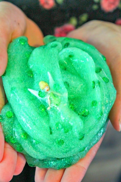 tinkerbell slime without borax