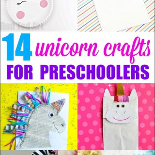 Unicorn Crafts for Preschoolers