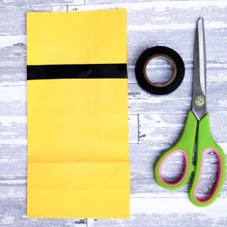 Easy Minion Gift Bags