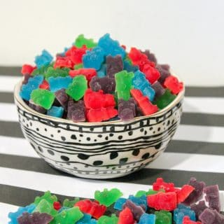 Gummy Bears Recipe