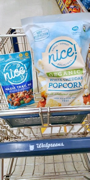 Nice! products at Walgreens #ad