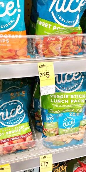 Nice! products at Walgreens #ad