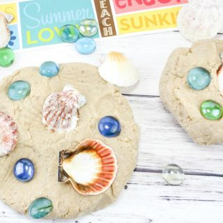 Sand Playdough Recipe