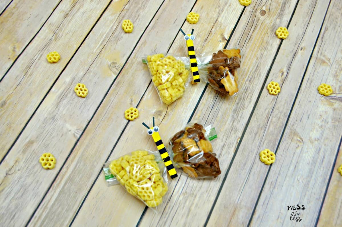 Bumble Bee Kids Snack