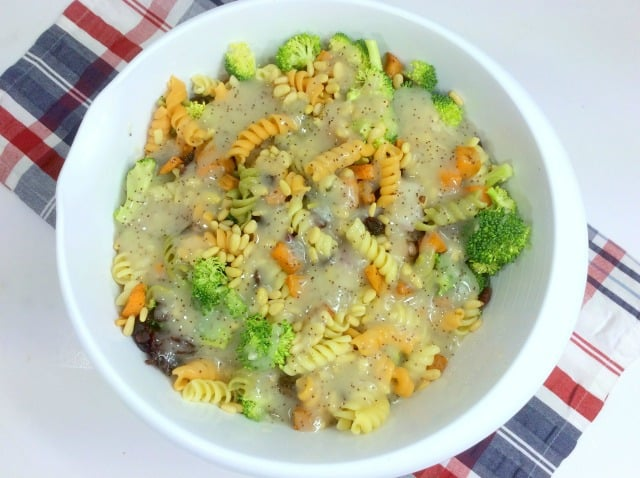 weight watchers salad with dressing