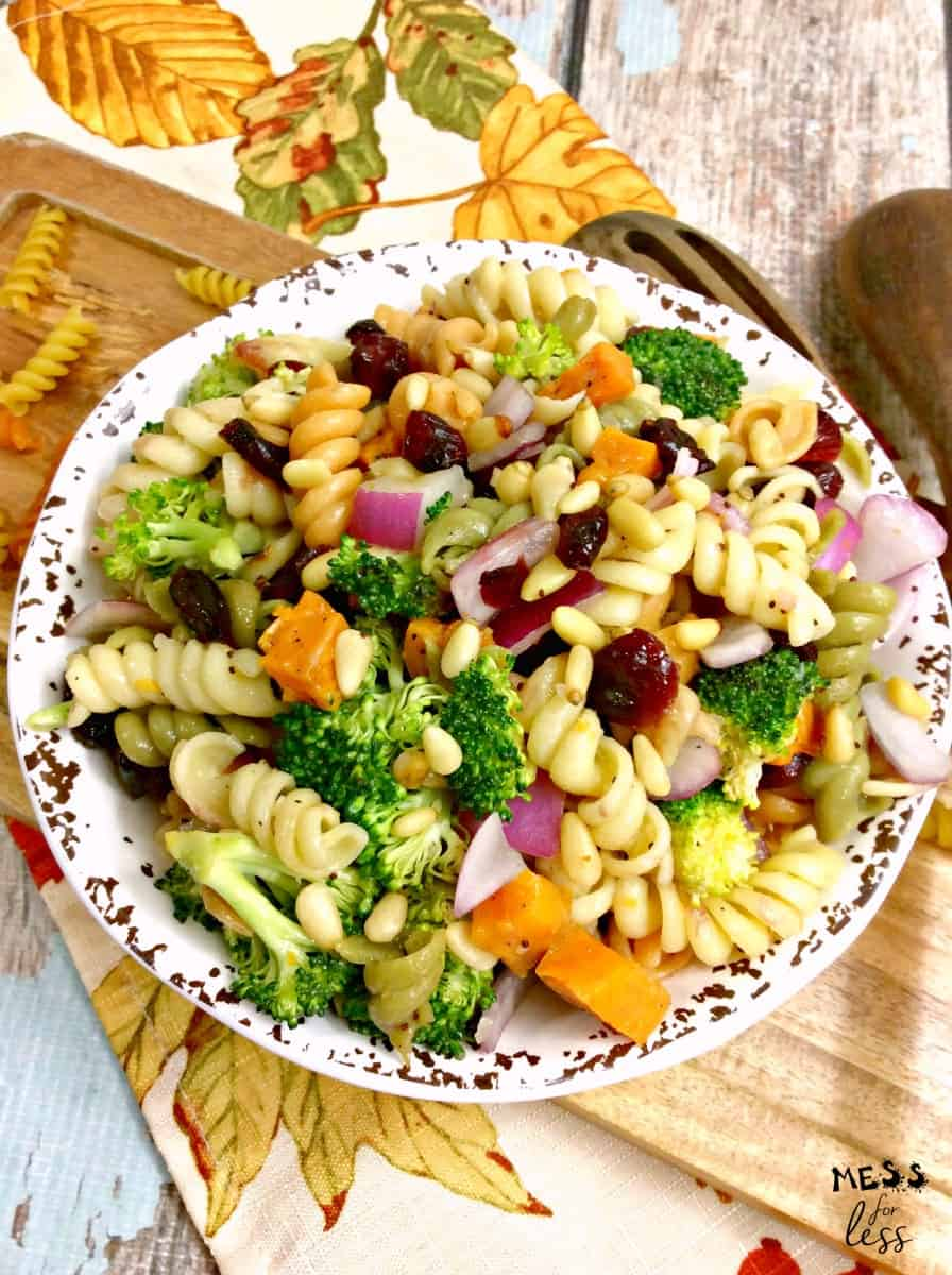 Weight Watchers pasta salad
