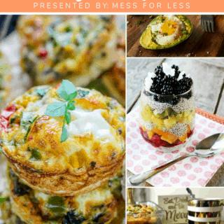 22 High Protein Breakfasts