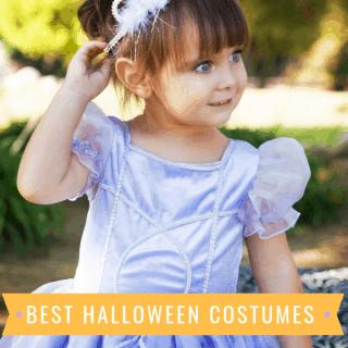 Best Halloween Costumes for Toddler Girls