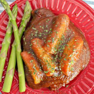 Apple Butter Pork Chop Recipe
