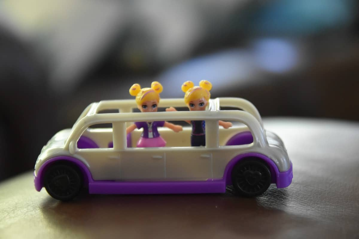 Polly Pocket toys