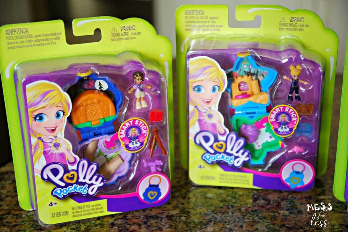 Polly Pocket toys