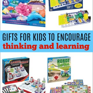 Gifts for Kids to Promote Thinking and Learning