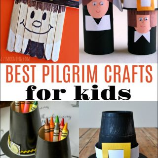 Best Pilgrim Crafts for Kids