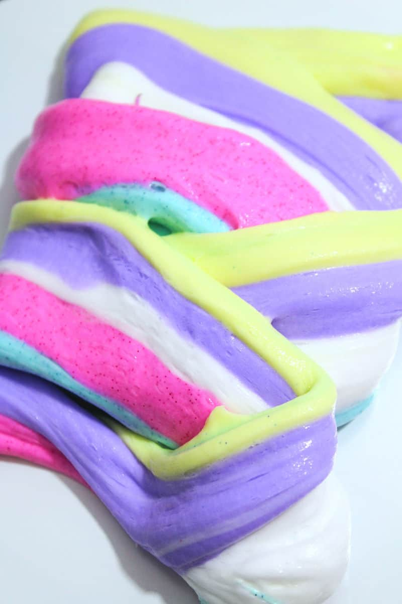 unicorn slime recipe