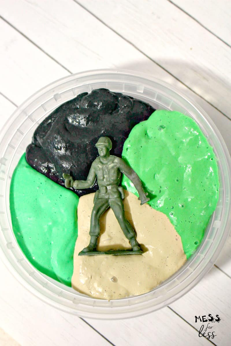 army men slime