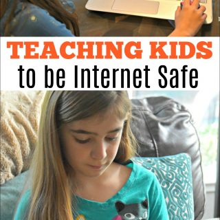 Teaching Kids to be Safe on the Internet