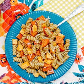 Best Ever Balsamic Pasta Salad Recipe