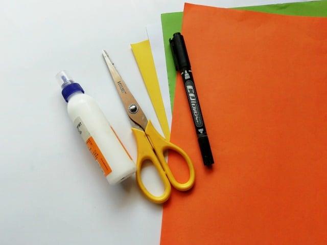 scissor and paper