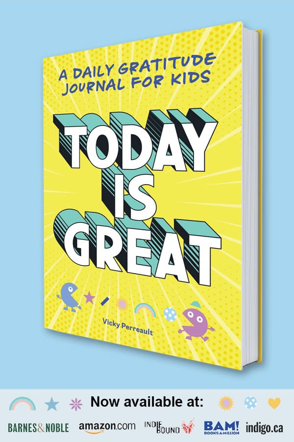 today is great gratitude journal