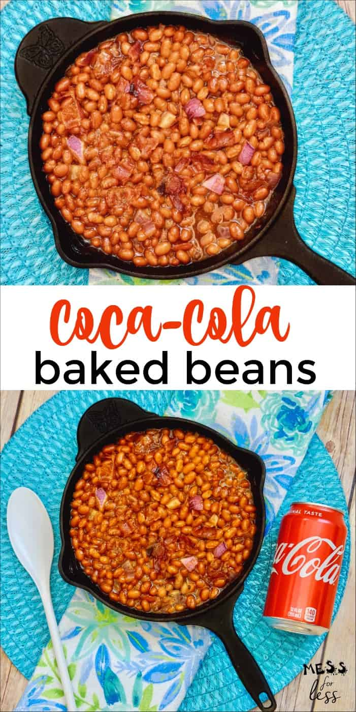 Coca-Cola Baked Beans Recipe