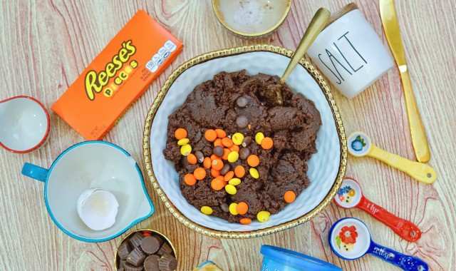 reese's peanut butter cookie dough