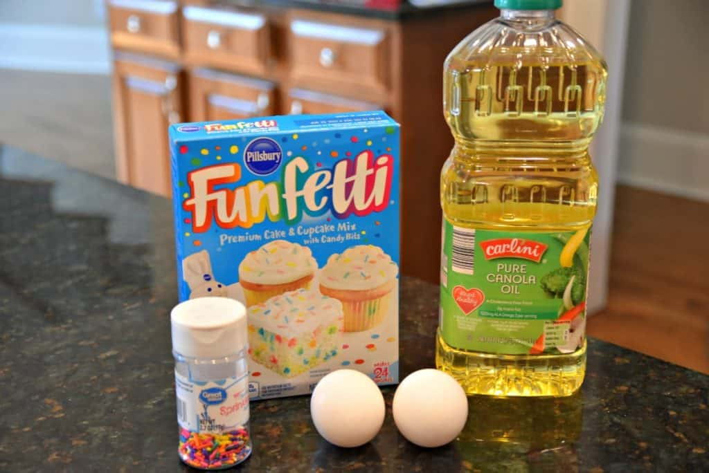 ingredients for cake mix cookies