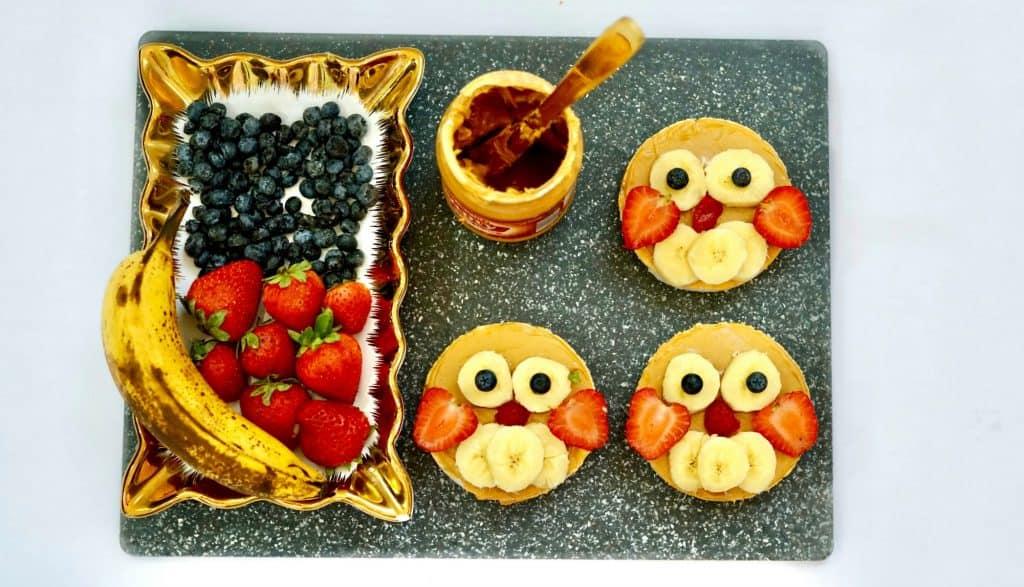 rice cake owls
