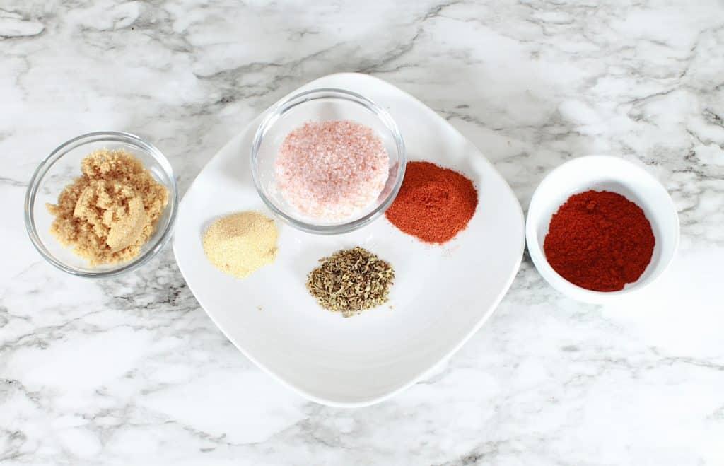 spices for cajun rub